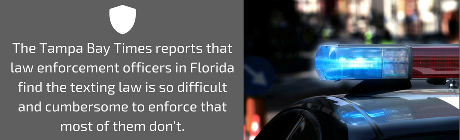 Distracted Driving On The Rise (In The State Of Florida)