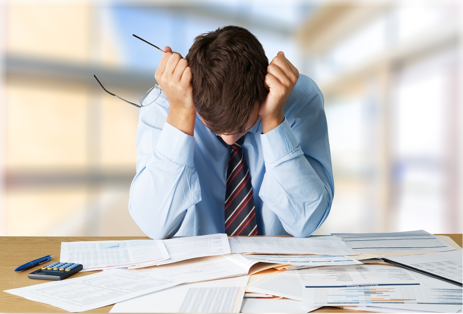 Can You File A Claim For A Workplace Stress Injury?